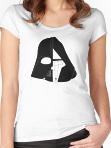 Darth Vader & Revan Women's Fitted Scoop T-Shirt