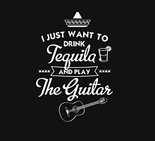 Drink tequila & play the guitar by bangnv82