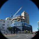 thee cranes ov Brisbane 2013 DAILY TOUR - Day 1 by Craig Dalton