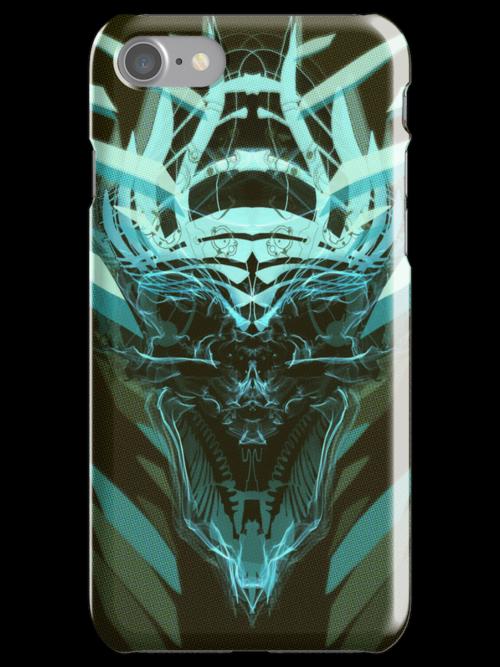 DK Skull green by Cloxboy