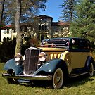1933 Hupmobile Series K-2 Sedan by TeeMack