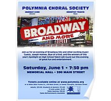 Broadway and More (June 2013) Poster