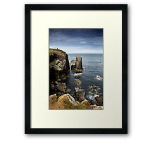 Ness Point Framed Print