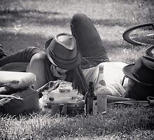 One Afternoon... by Christine Wilson by Shot in the Heart of Melbourne, 2013