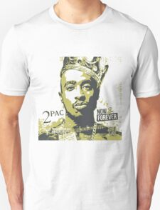 2pac - Pop Art T-Shirt