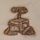 wall e by christieloulou