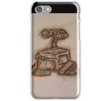 wall e iPhone Case/Skin