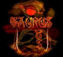Taurus gothic zodiac by Valxart by Valxart