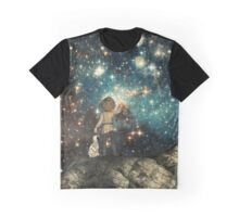 Stargazing Graphic T-Shirt