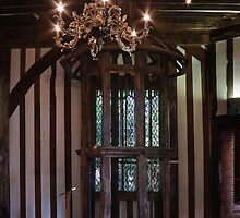 Gainsborough Old Hall- Room(upstairs 3) by jasminewang