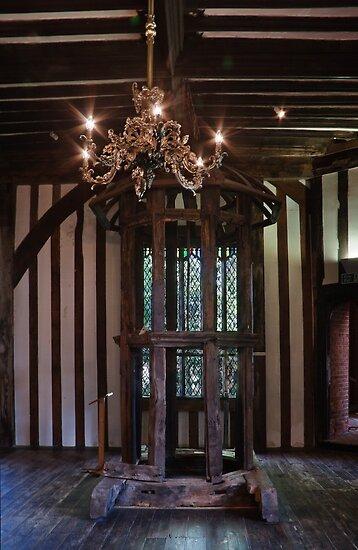 Gainsborough Old Hall- Room(upstairs 3) by jasminewang