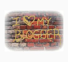 I Heart My Blogger by Skyeblux