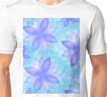 Case abstract lotus flower Unisex T-Shirt