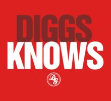 Discreetly Greek - Diggs Knows - Nike Parody by integralapparel