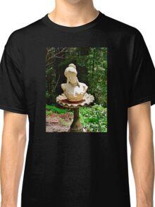 The Beauty in the Birdbath Classic T-Shirt