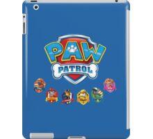 PAW PATROL TO THE RESCUE! iPad Case/Skin