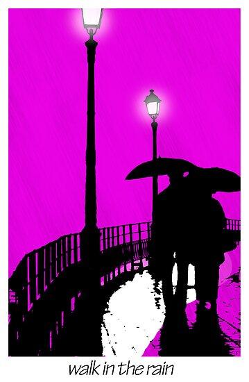Rain by oreundici