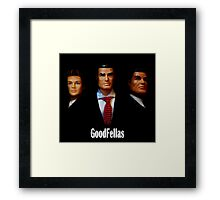 A Plastic World - Goodfellas Framed Print
