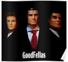 A Plastic World - Goodfellas Poster