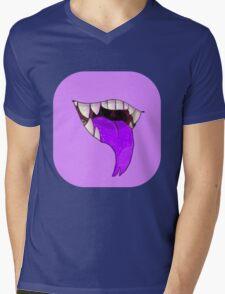 Blehh Mens V-Neck T-Shirt