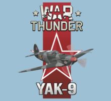 War Thunder Yak-9 One Piece - Short Sleeve