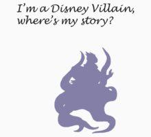 disney villain ursula by christieloulou