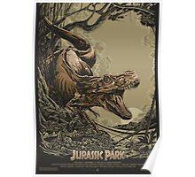 Jurrassic Park Poster