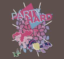 Pinkie Pie & Twilight Sparkle - Party Hard by SkyStar