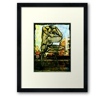 1st fridays Framed Print