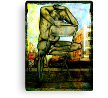 1st fridays Canvas Print