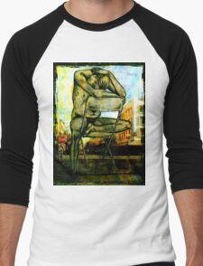 1st fridays Men's Baseball ¾ T-Shirt