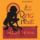 Ring Noir by Lynn Lamour