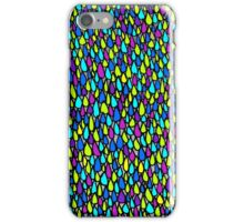 Lots And Lots Of Rain! iPhone Case/Skin