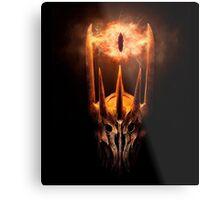Sauron Metal Print