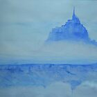 Mont St Michel by Deborah Pass