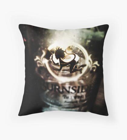 Burnside Throw Pillow