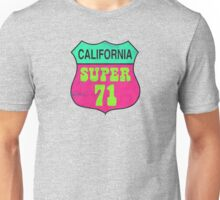 Super 71 Red Unisex T-Shirt