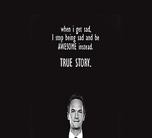 Barney Stinson Sayings by jeveli