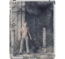 The Caretaker - A Final Resting Place iPad Case/Skin