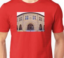Stanford University History Building Unisex T-Shirt