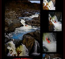 Shooting the Falls - Great Falls National Park Series by Mary Campbell