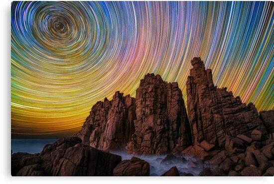 Pinnacles by Lincoln Harrison