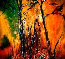 Heart of Fire by ©Janis Zroback