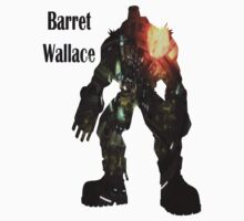 Barret Wallace by grantthegreat68