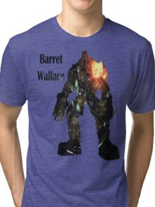 Barret Wallace Tri-blend T-Shirt