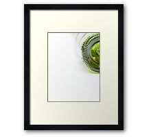 The day after.... Framed Print