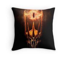 Sauron Throw Pillow