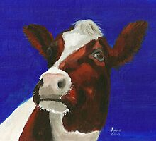 Moo Milk Cow by Anne Thigpen