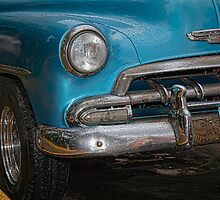 American Car in Cuba by DerekWells