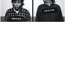 Bob and Doug McKenzie Mugshot by BUB THE ZOMBIE